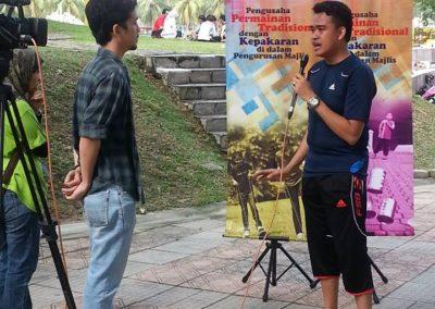 Diari 8: Program MBSA di Laman Budaya