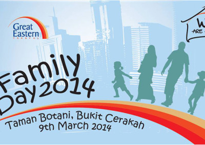 Diari 11,2014: Hari Keluarga GETB