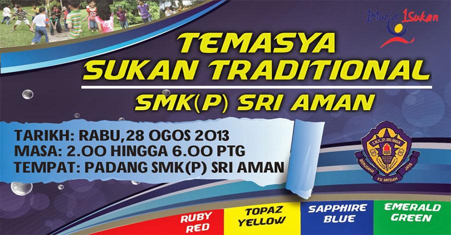 Diari 5: Kempen Sukan Tradisional Selangor