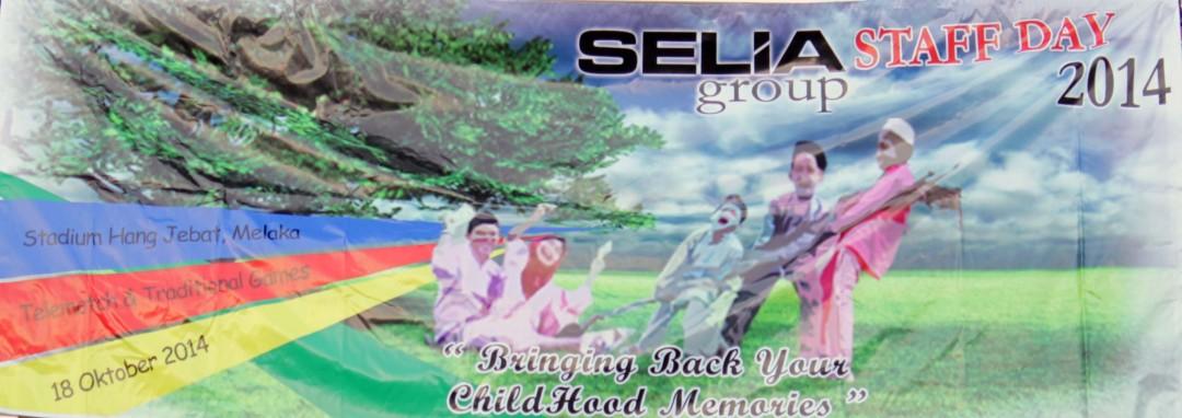 Diari 14 : Staff Day Selia Group Berhad