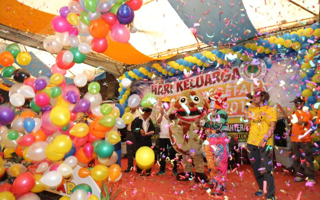 Diari 21: Hari Keluarga LEMBAGA GETAH MALAYSIA