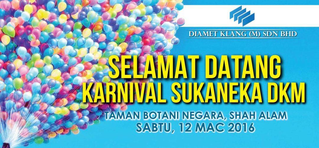 Diari 22: Karnival Sukaneka Diamet (Malaysia)